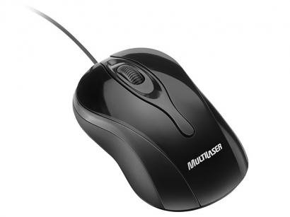 Mouse Óptico 800dpi Multilaser - Colors