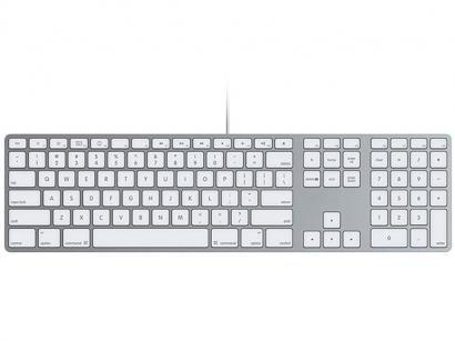 Teclado Apple Keyboard USB - Teclado Numérico - MB110BE/B