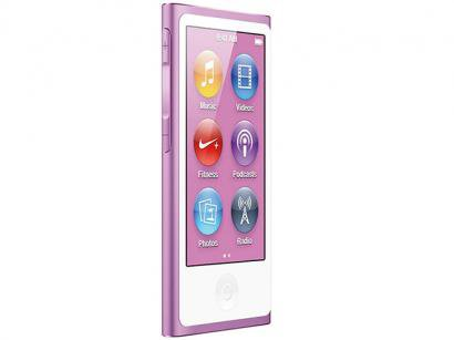 iPod Nano Apple 16GB - Roxo