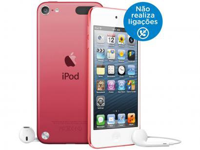 iPod Touch Apple 32GB Tela Multi-Touch Wi-Fi - Bluetooth Câmera 5MP MC903BZ/A...