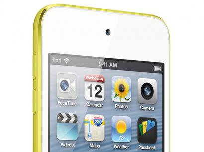 iPod Touch Apple 32GB Tela Multi-Touch Wi-Fi - Bluetooth Câmera 5MP MD714BZ/A...