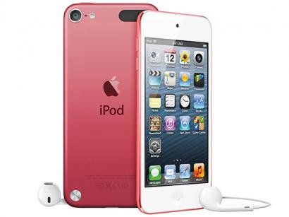 iPod Touch Apple 64GB Tela Multi-Touch Wi-Fi - Bluetooth Câmera 5MP MC904BZ/A...
