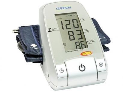 Aparelho Medidor de Pressão Arterial Digital - de Pulso - G-Tech BPMA100