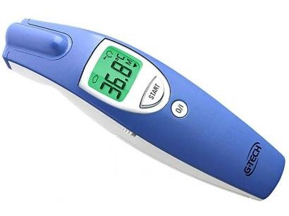 Termômetro Digital com Infravermelho G-Tech - THGTSC1