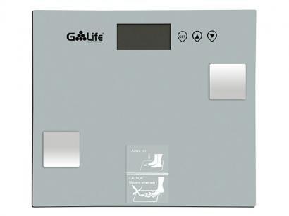 Balança Digital até 150kg Vidro Temperado G-life - Balanças CA6000