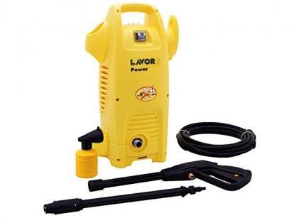 Lavadora de Alta Pressão Lavor Power Slim - 1600 Libras Mangueira 5m Difusor de...
