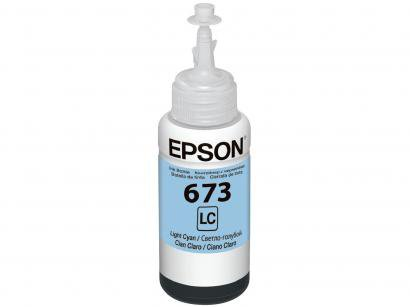 Refil de Tinta Ciano Claro - Epson T673520-AL