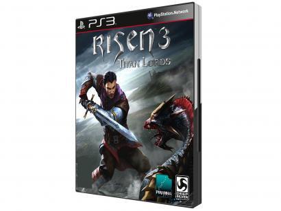 Risen 3: Titan Lords para PS3 - Deep Silver