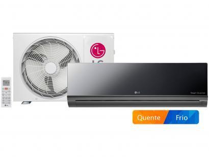 Ar-Condicionado Split LG Inverter 18000 BTUs - Quente/Frio Filtro 3M Libero Art...