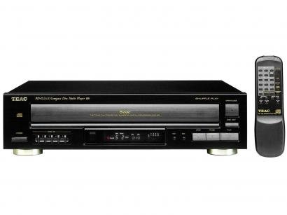 Multi CD MP3 5 Discos - TEAC PD-D2610