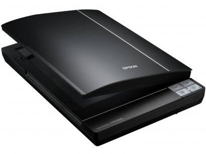 Scanner de Mesa Epson V370 Colorido - 4800dpi