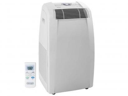 Ar-Condicionado Portátil DeLonghi 10.500 BTUs Frio - PAC C105 com Controle...
