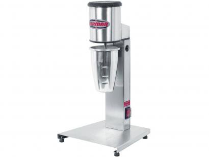 Batedor de Milk Shake Industrial BM 71 NR Inox - Bermar