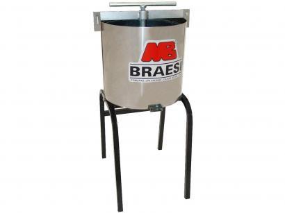 Prensa para Torresmos Industrial BPTI-300 Inox - Braesi