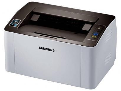 Impressora Samsung SL-M2020W/XA - Laser USB Wi-Fi
