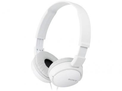 Headphone/Fone de Ouvido Sony Dobrável - MDR-ZX110