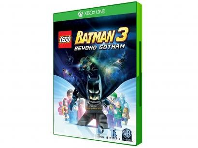 LEGO Batman 3 Beyond Gotham para Xbox One - Warner