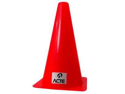 Cones 10 Peças Acte Sports - Agilidade