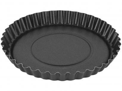 Forma Canelada Redonda Antiaderente 24cm - Multiflon Gourmet Forno 20324