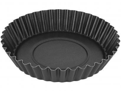 Forma Canelada Redonda Antiaderente 26cm - Multiflon Gourmet Forno 20326