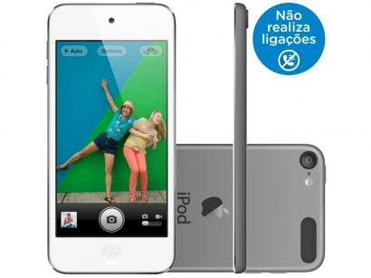 iPod Touch Apple 64GB Tela Multi-Touch Wi-Fi - Bluetooth Câmera 5MP ME979BZ/A...