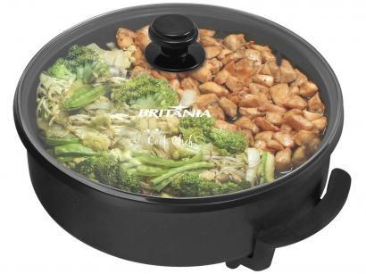 Panela Elétrica Britânia Cook Chef - 1200W