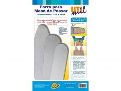 Capa Térmica para Tábua de Passar Roupa Utimil - TM002