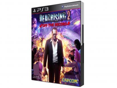 Dead Rising 2: Off the Record para PS3 - Capcom