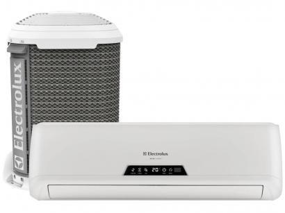 Ar-condicionado Split Electrolux 9.000 BTUs - Quente e Frio Ecoturbo...
