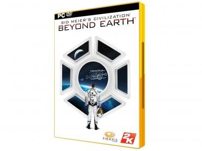 Civilization: Beyond Earth para PC - 2K Games