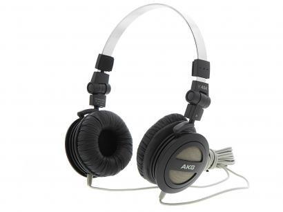 Headphone/Fone de Ouvido AKG - Dobrável K404