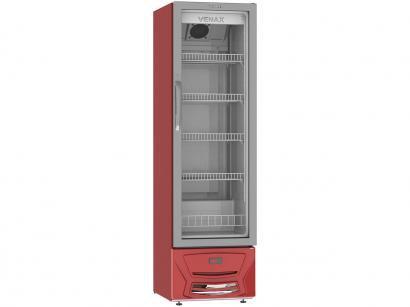 Expositor de Bebidas Vertical Venax 200L 10896 - 1 Porta