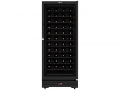 Adega Climatizada Venax 83 Garrafas com Compressor - Controle Digital da...