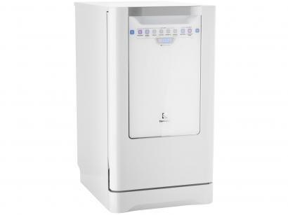 Lava-Louças Electrolux LI10B 10 Serviços - Blue Touch