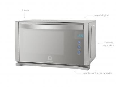 Micro-ondas Electrolux 23L com Grill Total Space - MF33S