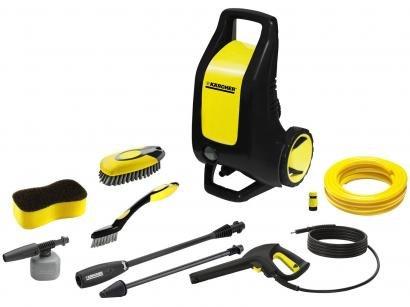 Lavadora de Alta Pressão Karcher K3 Premium - 1740 Libras Mangueira 3m...