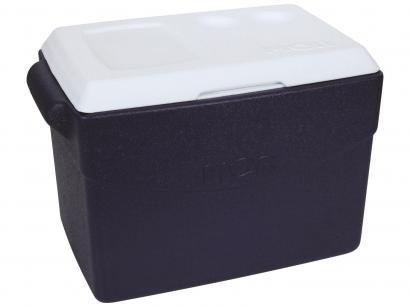 Caixa Térmica Mor 26L Glacial - Azul