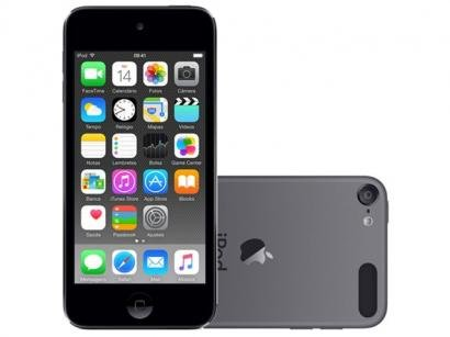 iPod Touch Apple 32GB - Multi-Touch Cinza Espacial