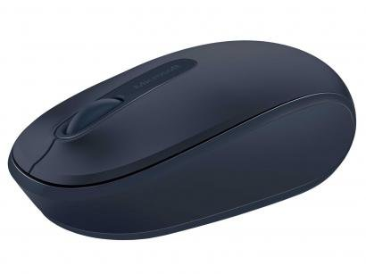 Mouse Sem Fio Óptico 1000dpi Microsoft - Wireless Mobile 1850