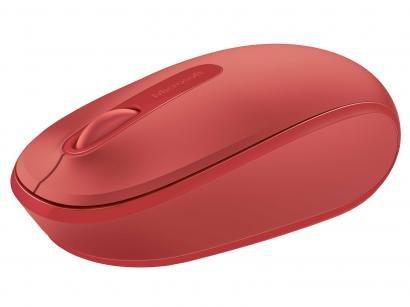 Mouse Óptico Sem Fio 1000dpi - Microsoft Wireless Mobile 1850