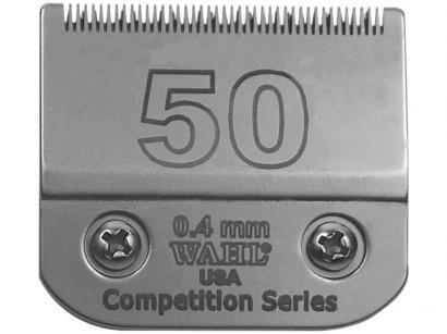 Lâmina para Cortador de Cabelo - 50 MAX 45/KM2 - 0,4mm - Wahl Clipper
