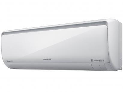 Ar-Condicionado Split Samsung Inverter 9000 BTUs - Frio AR09HVSPBSN/AZ