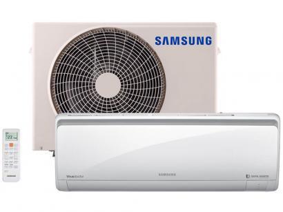 Ar-Condicionado Split Samsung Inverter 12000 BTUs - Frio AR12HVSPBSN/AZ