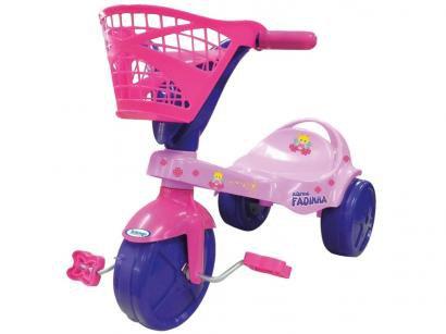 Triciclo Infantil Xalingo - Fadinha