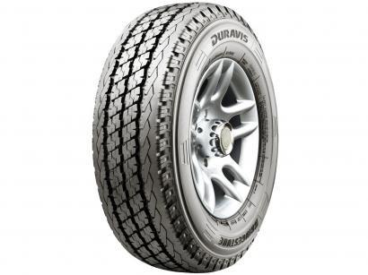 "Pneu Aro 15"" Bridgestone 225/70RR15 - Duravis 110R Para Van e Utilitários"