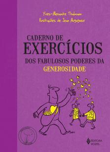 Caderno de exercícios dos fabulosos poderes da gen -