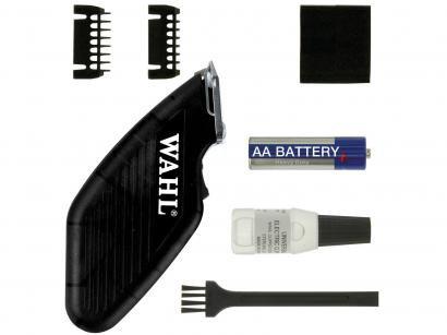 Máquina de Tosa 1 Velocidade - Wahl Clipper Pocket Pro