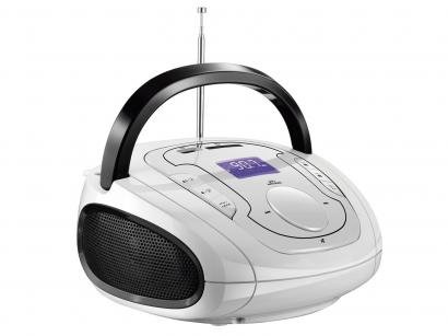 Som Portátil USB MP3 AM SP185 - Boombox Multilaser