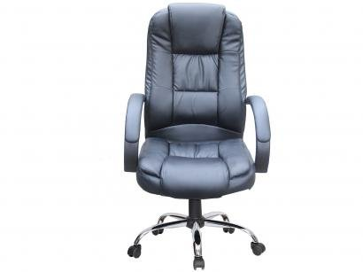 Cadeira de Escritório Giratória Presidente - Travel Max