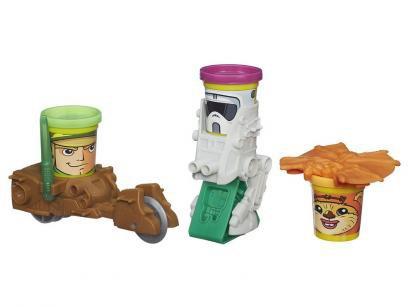 Play Doh Missão Endor Hasbro - Disney Star Wars